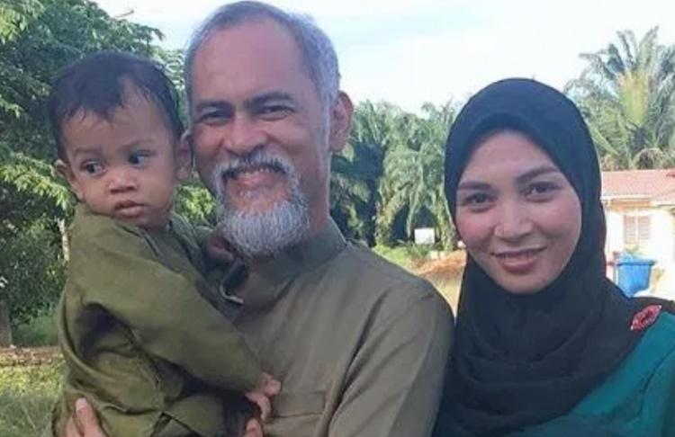Aman Graseka Kecil Hati Dengan Anak, Isteri Muda Nafi Halang Anak Tiri Jumpa Bapa