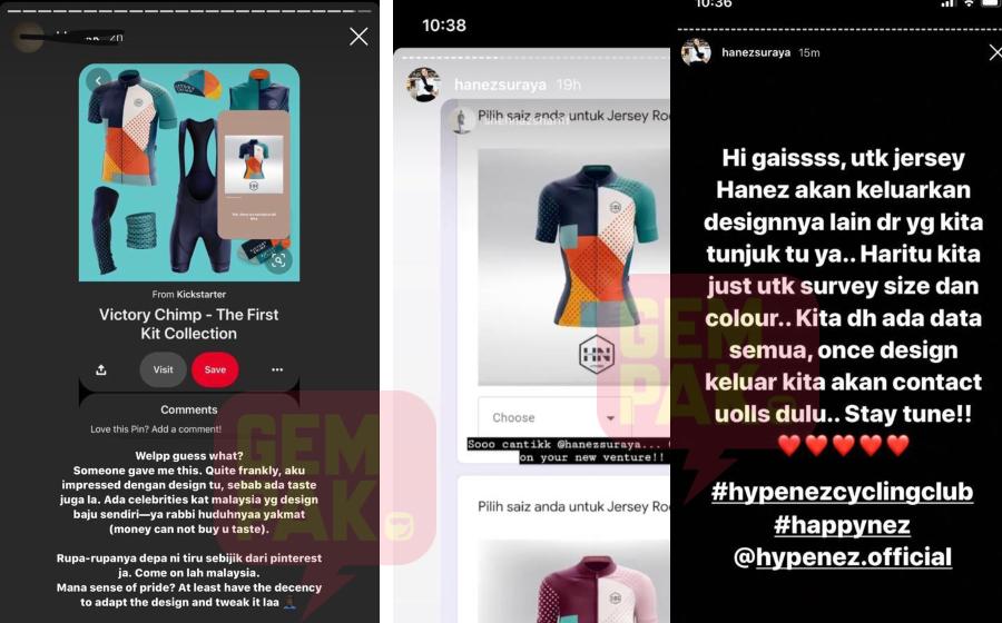 hanez suraya ciplak design internet