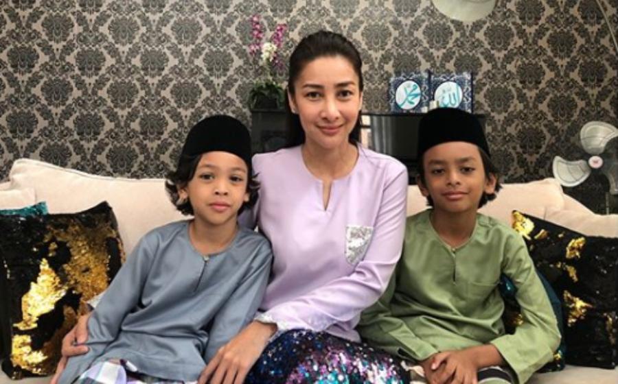 Rita Rudaini Akui Seronok Berlajar Al-Quran Bersama Anak-Anak Secara Online