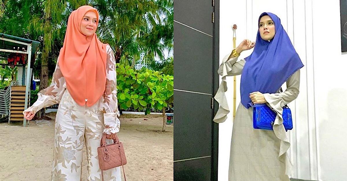 Faezah Elai Gembira Lihat Ramai Wanita Berubah Pakai Tudung Labuh