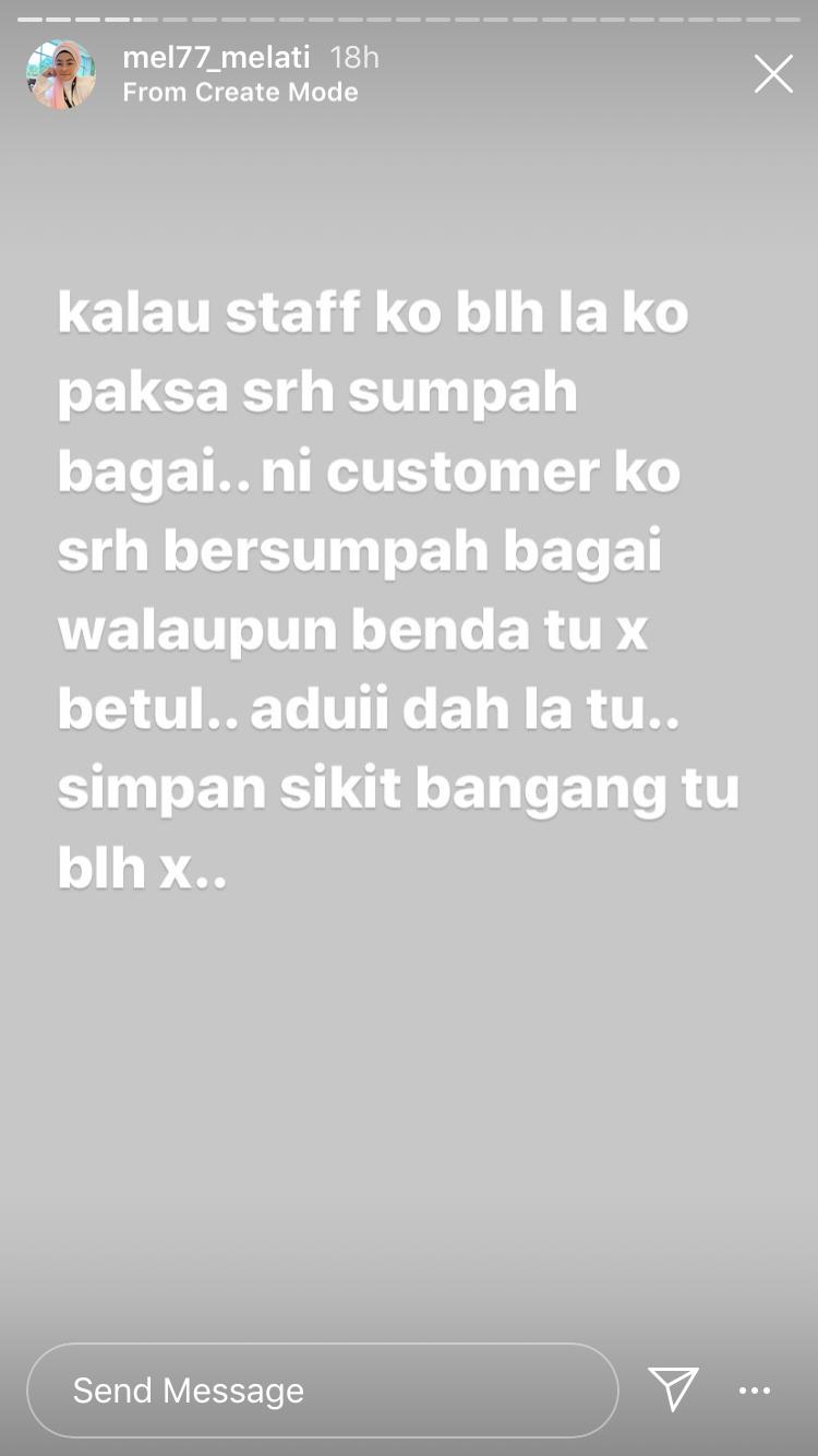 """Bila Customer Complaint, Minta Maaf Bukan Salahkan Balik"" - Bekas Pekerja Aliff Syukri Sokong Tindakan Pengunjung Resort"