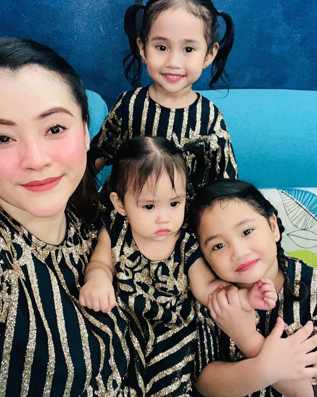 Almy Nadia Demam, Anak Sulung Ganti Jaga Adik-Adik