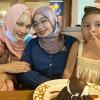 Masih Berpantang, Fasha Sandha Dah Keluar Sambut Birthday Anak Saudara