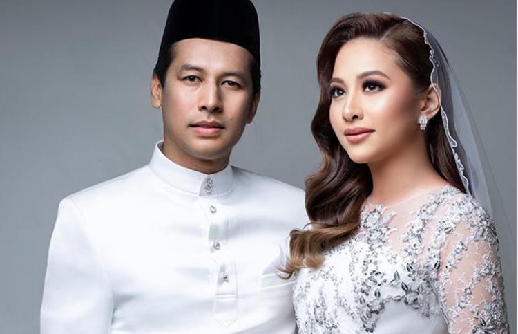 """""""Bukan Netizen Sediakan Saya Breakfast"""" - Suami Miera Leyana Malas Layan Dakwaan Dirinya Sudah Berkahwin Ada 7 Anak"""