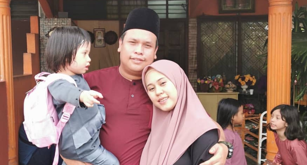 Tak Berenggang Dengan Isteri Lepas Isu Curang, Shuk Sahar Akui Kesilapan