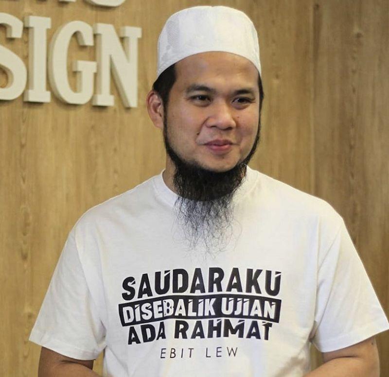 Elewsmart Dipecah Masuk, Ustaz Ebit Lew Zahir Rasa Sedih