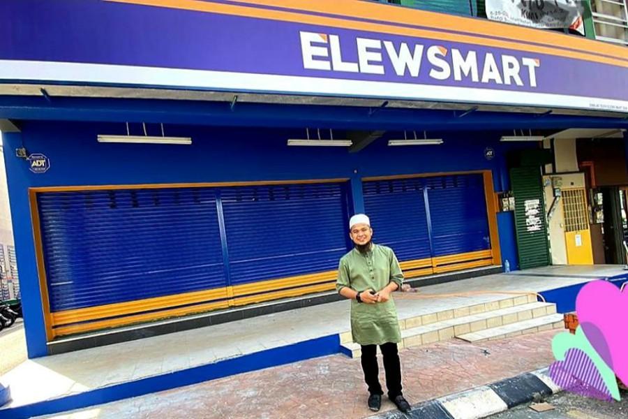 Selepas Pasar Raya Dipecah Masuk, Ebit Lew Mahu Buka Lagi 30 Cawangan