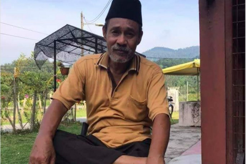(TAKZIAH) Pelakon Veteran Idris Mohd Diah Meninggal Dunia