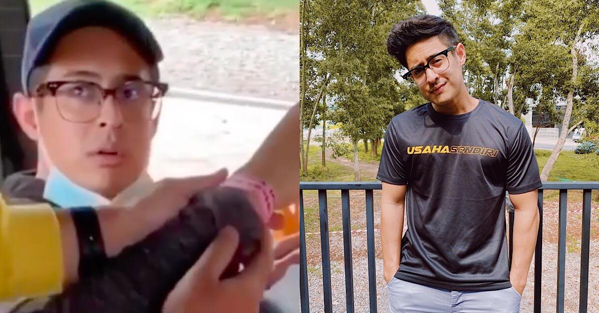 """Video Itu Hanya Syok-Syok Sahaja"" - Buat Prank Pakai Gelang Pink, Instafamous Chazynash Tampil Mohon Maaf"