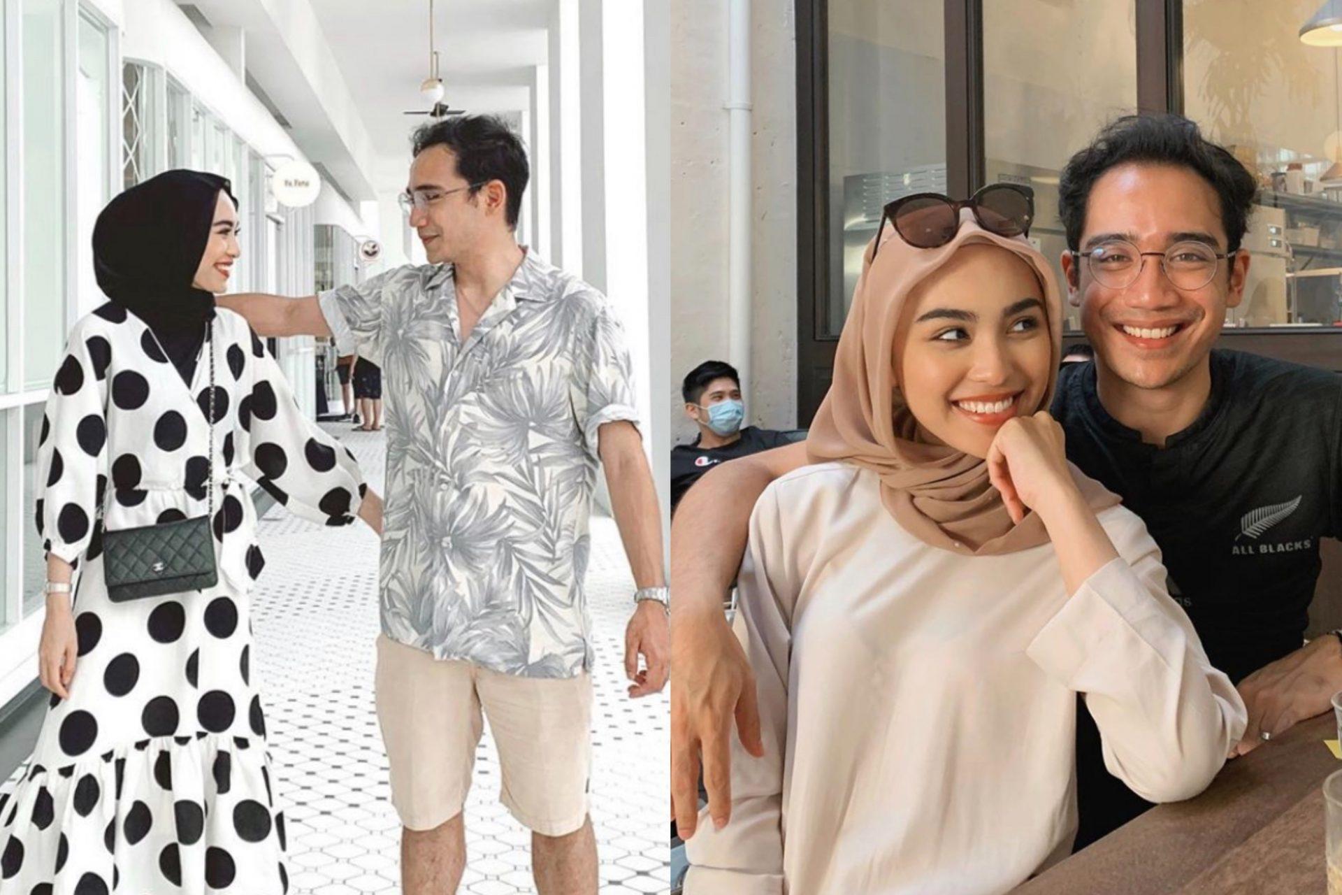 Dah Tak Ada Gambar Bersama Di Instagram, Sharifah Rose & Aazief Khalid Putus Cinta?