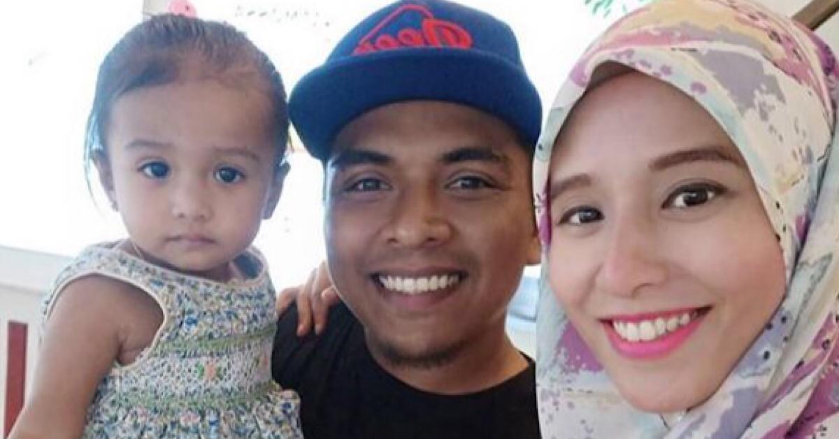 (TAHNIAH) Ali Puteh Selamat Timang Anak Ketiga, Namakan Anak Seakan Nama Arwah Abam