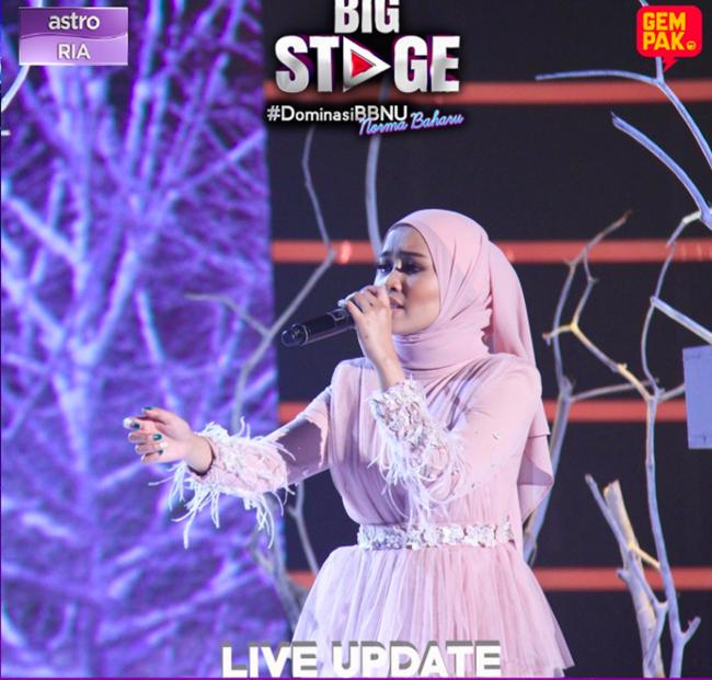 Big Stage 2020: Langkah Farisha Iris Terhenti, Lima Peserta Lelaki Bertarung Di Konsert Final