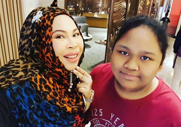 Marah Kutuk Gaya Cik B, Datuk Vida Sekolahkan Netizen