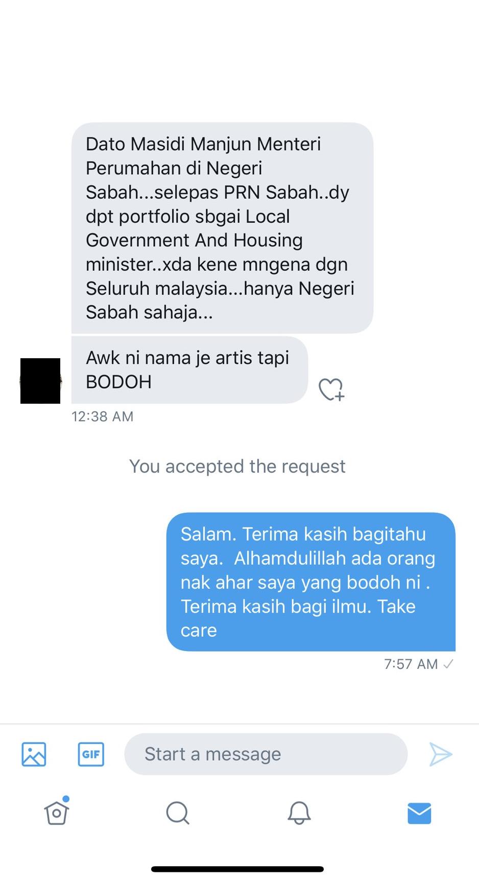 Bersuara Soal Politik Kepada Menteri Yang Salah, Nourul Wahab Kena Kecam Dengan Netizen