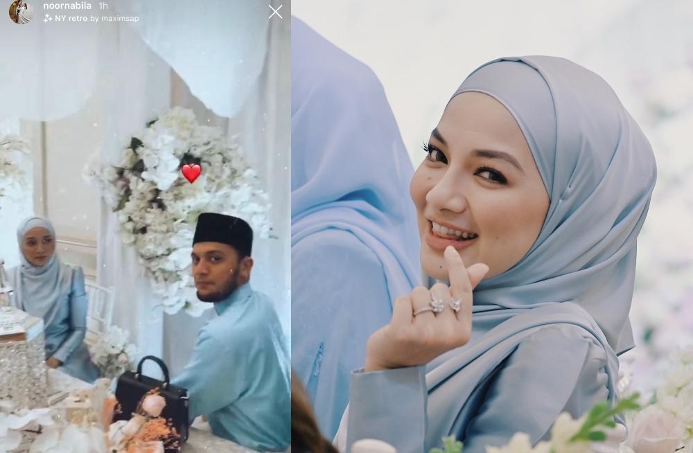 Nabila Rasa Bersalah Video Neelofa & Pu Riz Jadi Viral