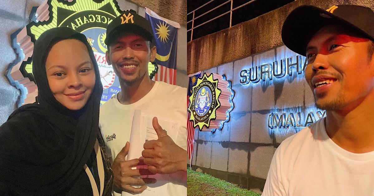 Siti Sarah Syukur Shuib Selesai Jalani Siasatan SPRM