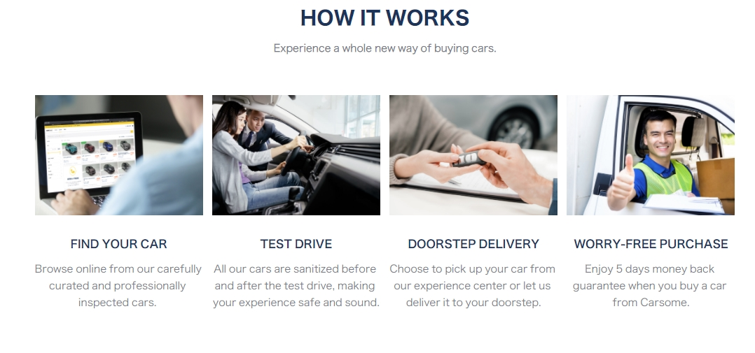 cara jual kereta mudah