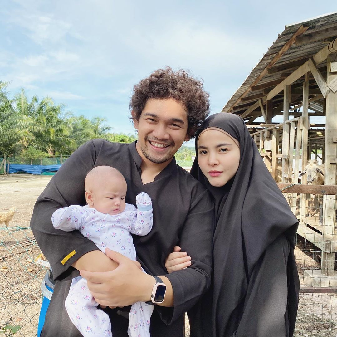 Sertai Misi Bantuan COVID-19 Di Sabah, Nadzmi Adhwa Titip Pesanan Buat Isteri, Ardell Aryana
