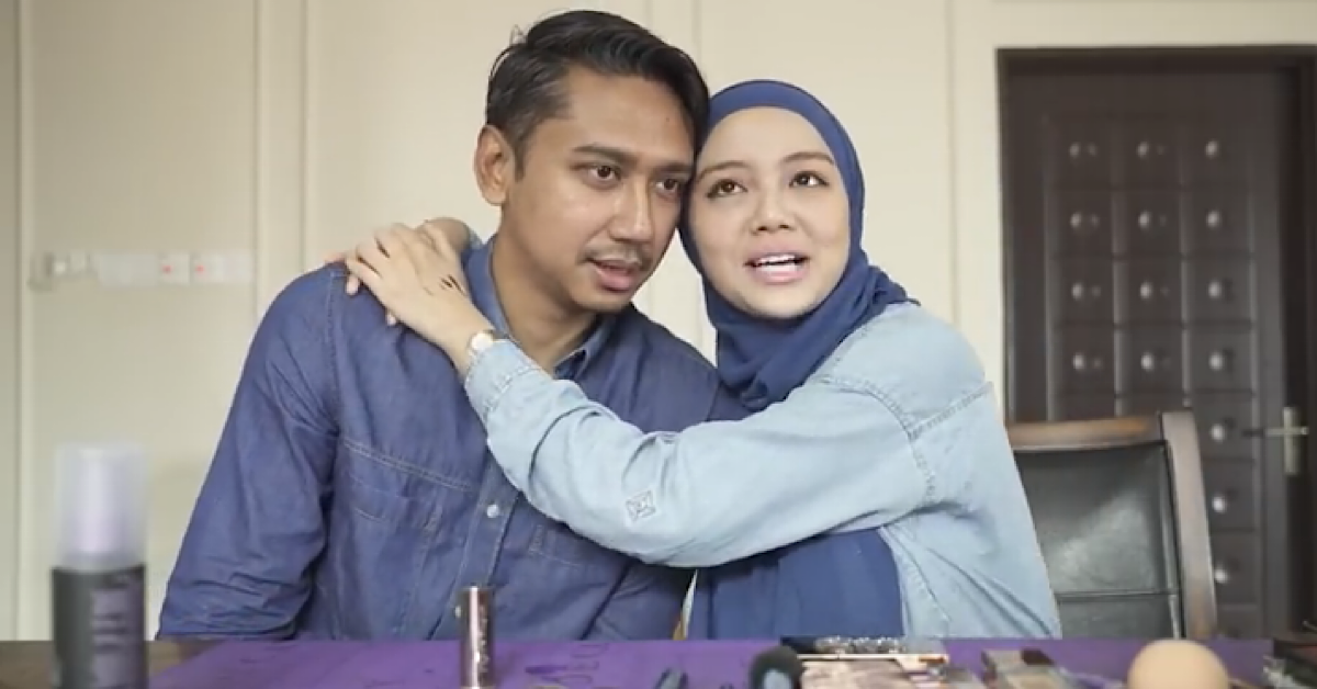 Mira Filzah Teruja Suami Berjaya Buat Solekan Ala Jennie Blackpink Di Wajahnya 3