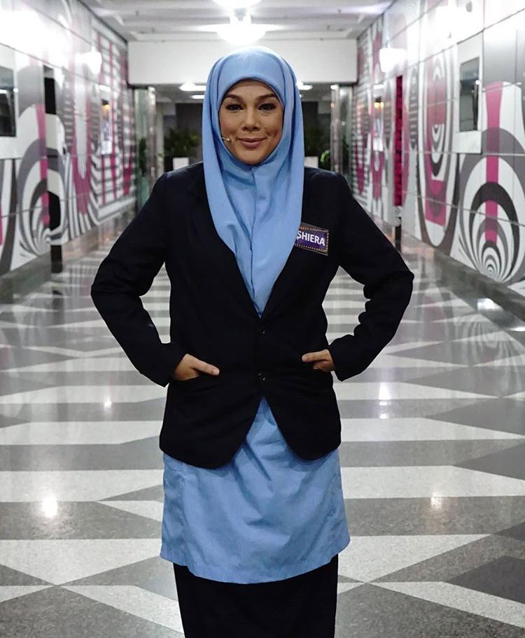 Sharifah Shahira Akui Tak Tahu Berkenaan Dakwaan Adiknya Sakinah Telah Berkahwin 3