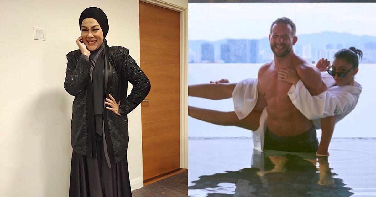 Sharifah Shahira Akui Tak Tahu Berkenaan Dakwaan Adiknya Sakinah Telah Berkahwin 4