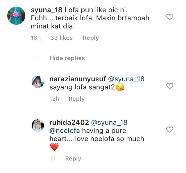 Tinggalkan Tanda Suka Pada Gambar Anak Fattzura Di Instagram, Neelofa Kini Sudah 'Move On'? 7
