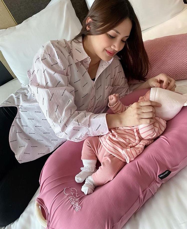 Tinggalkan Tanda Suka Pada Gambar Anak Fattzura Di Instagram, Neelofa Kini Sudah 'Move On'? 3