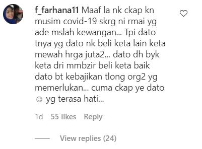 Minta Cadangan Netizen Nak Beli Kereta Baru, Datuk Aliff Syukri Dikritik Suruh Guna Duit Bantu Orang Susah 4