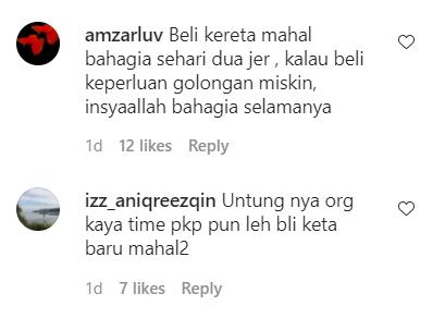 Minta Cadangan Netizen Nak Beli Kereta Baru, Datuk Aliff Syukri Dikritik Suruh Guna Duit Bantu Orang Susah 5