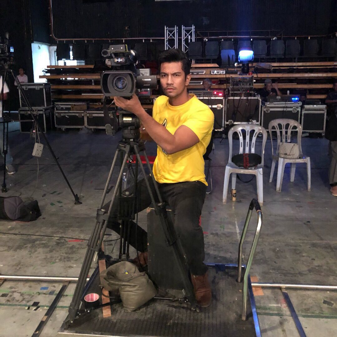 Buka Pelitup Muka Hanya Sekejap, Pelakon Mustaqim Bahadon Didenda RM1,000 Kerana Langgar SOP 4