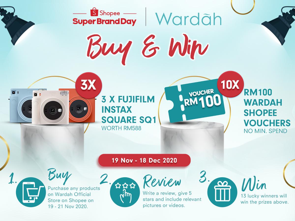 wardah super brand day