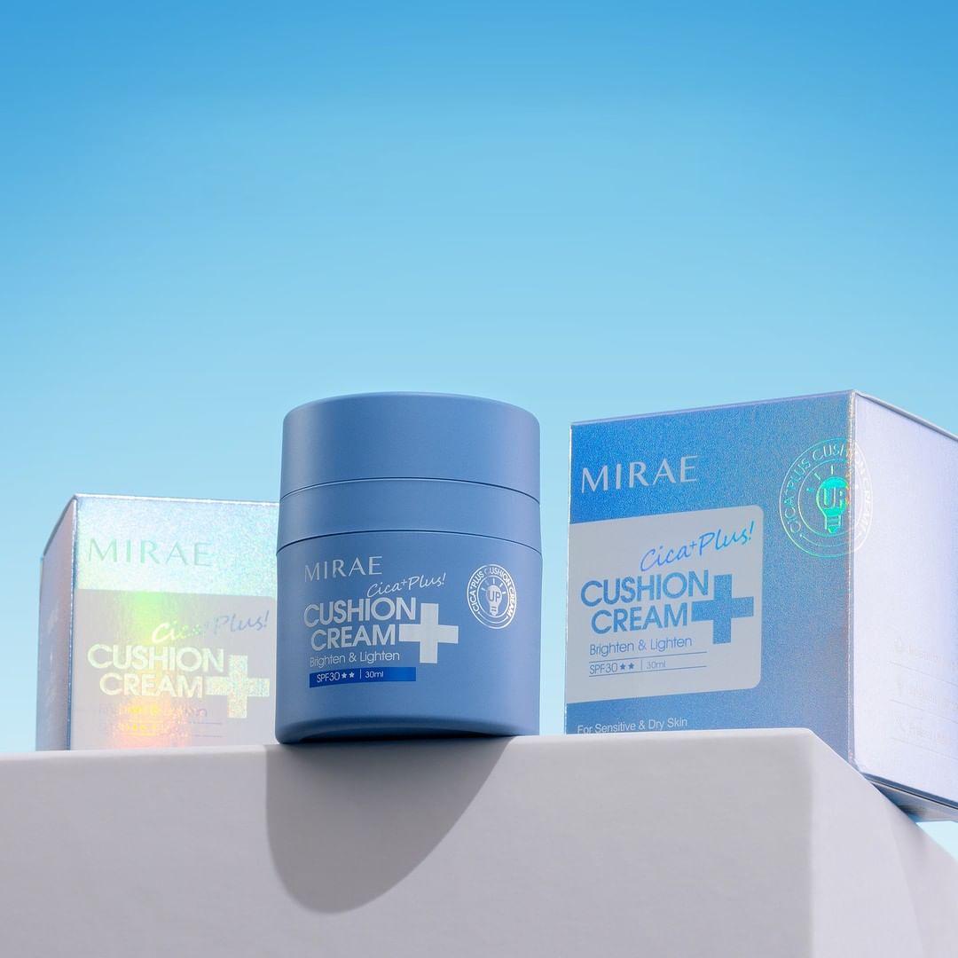 Mirae Hydro+ Plus Cushion Cream