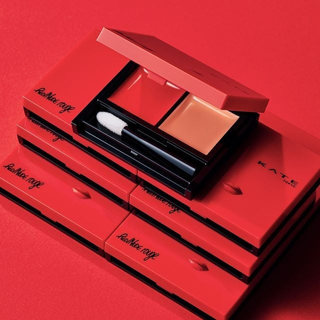 [Kate x Retro Modern] Red Nude Rouge (T)