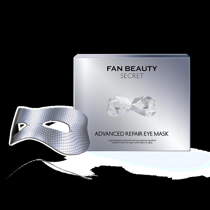Fan Beauty Secret Advanced Repair Eye Mask 5pcs