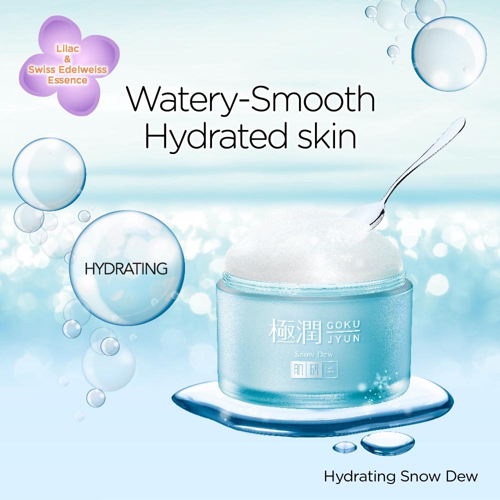 Hada Labo Hydrating Snow Dew 50g