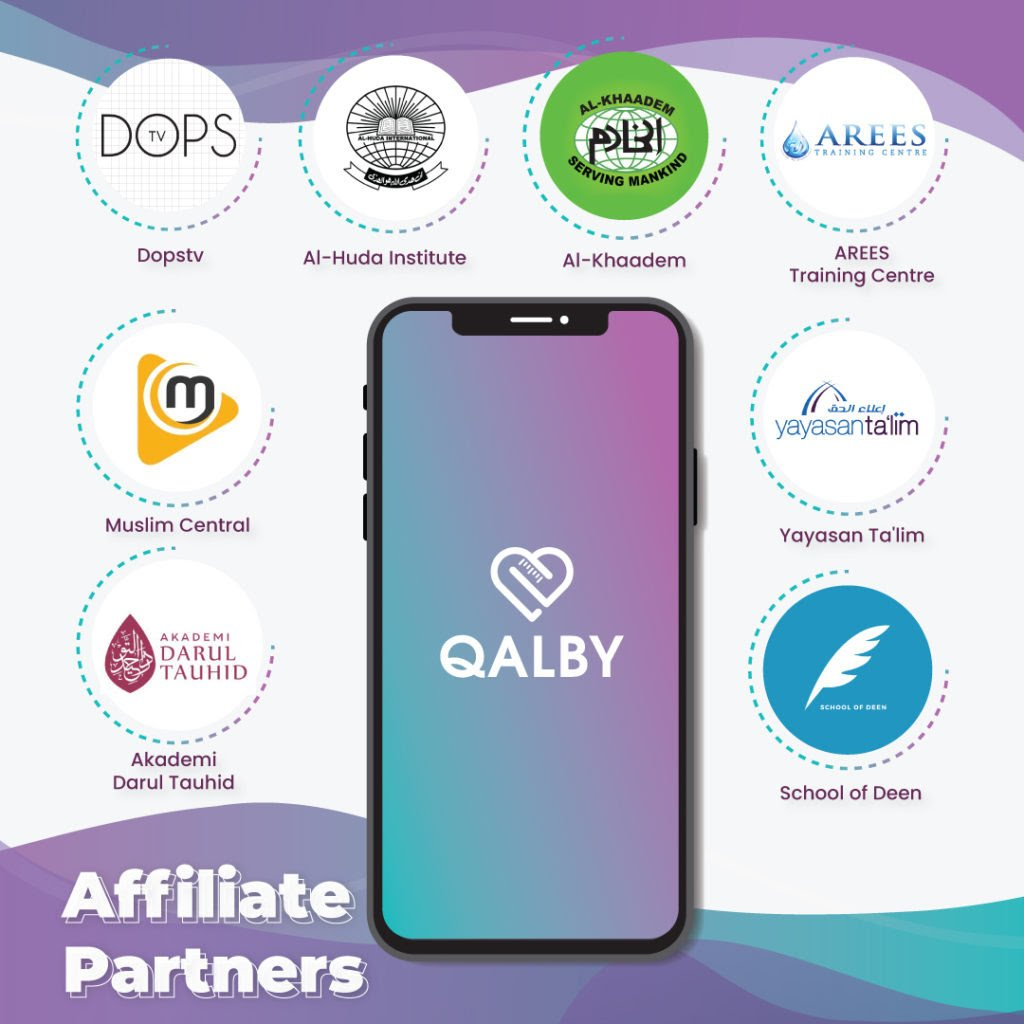 "Selepas Neelofa, Kini Giliran Mizz Nina Lancar Aplikasi Islamik ""Qalby App"" 8"