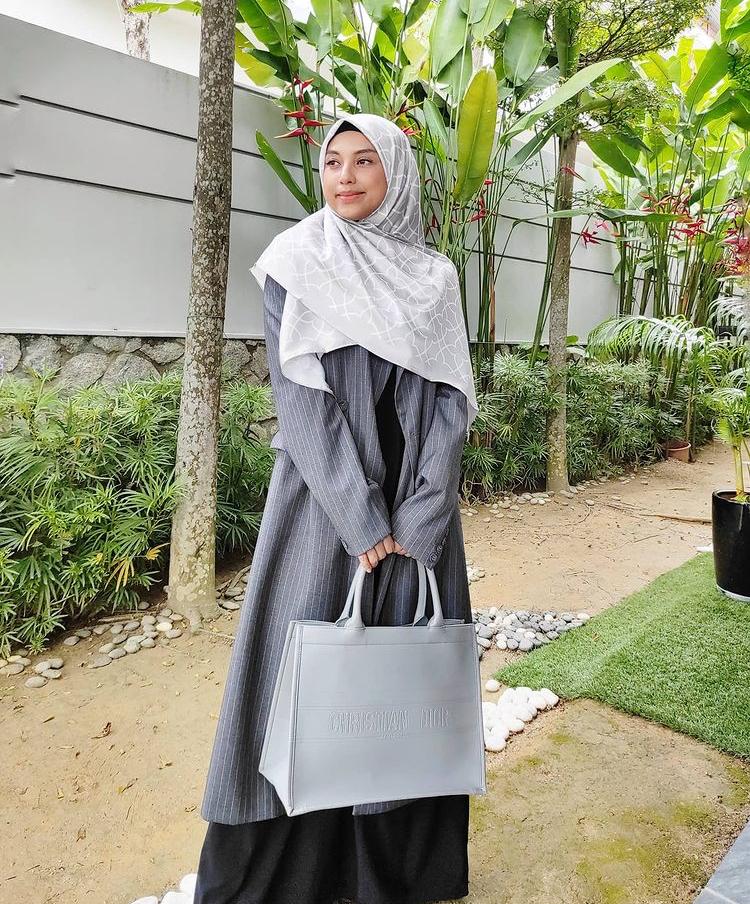 "Selepas Neelofa, Kini Giliran Mizz Nina Lancar Aplikasi Islamik ""Qalby App"" 6"