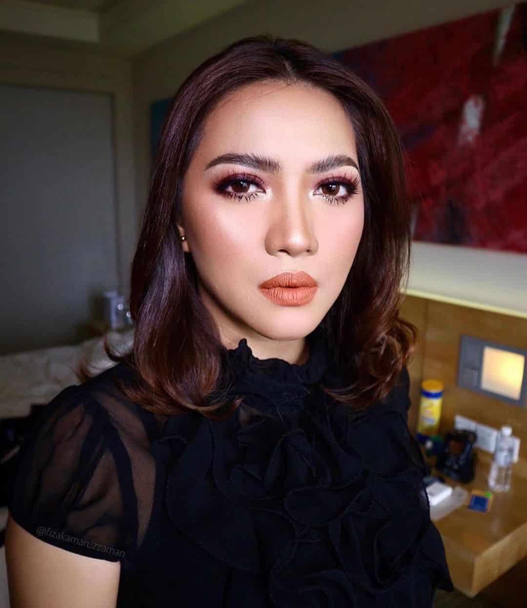 """Lagi Akaun Media Sosial Artis Kena Godam, Kali Ini Giliran Linda Nanuwil,-""""Geram, Nak Nangis Pun Ada!"""" 4"""