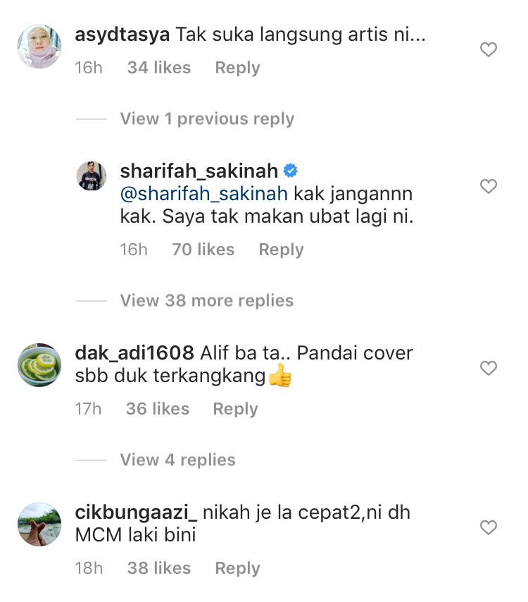 """Sharifah Sakinah Terkejut Bakal Suami Lancar Baca """"Alif, Ba, Ta"""" 6"""