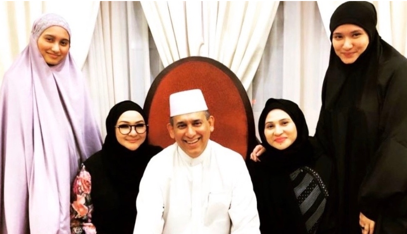 Keluarga Ziela Jalil