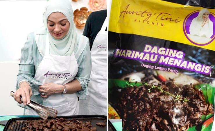 Noor Kartini Daging Harimau Menangis