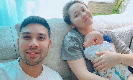 emma maembong dan suami positif covid-19