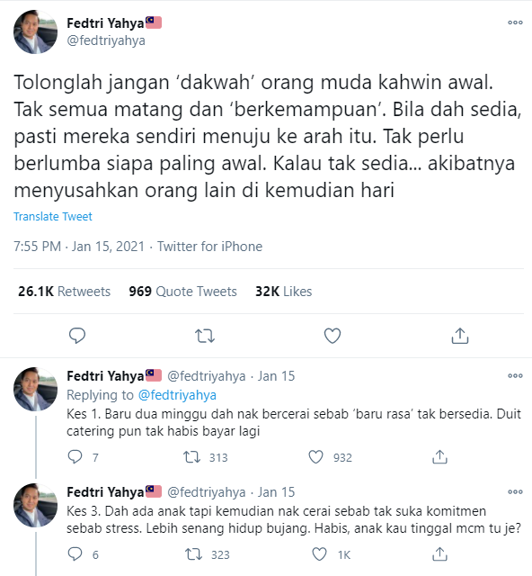 Fedtri Yahya Twitter