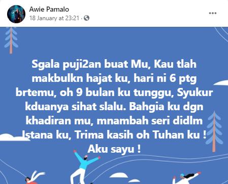 Facebook Awie