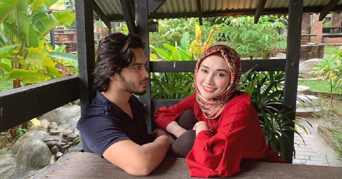 Aeril Zafrel dan Wawa Zainal