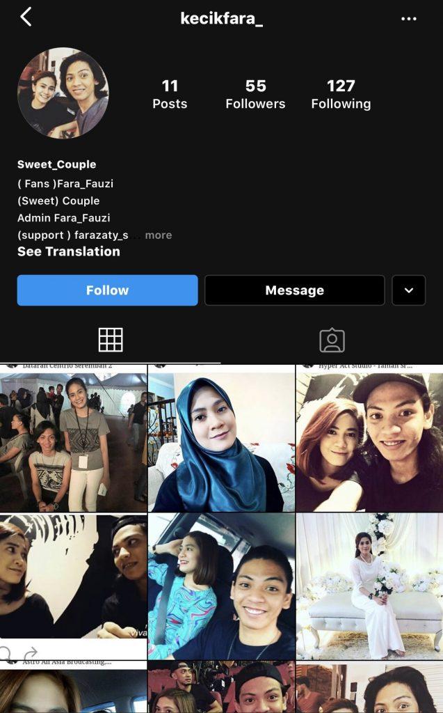 Instagram Fara