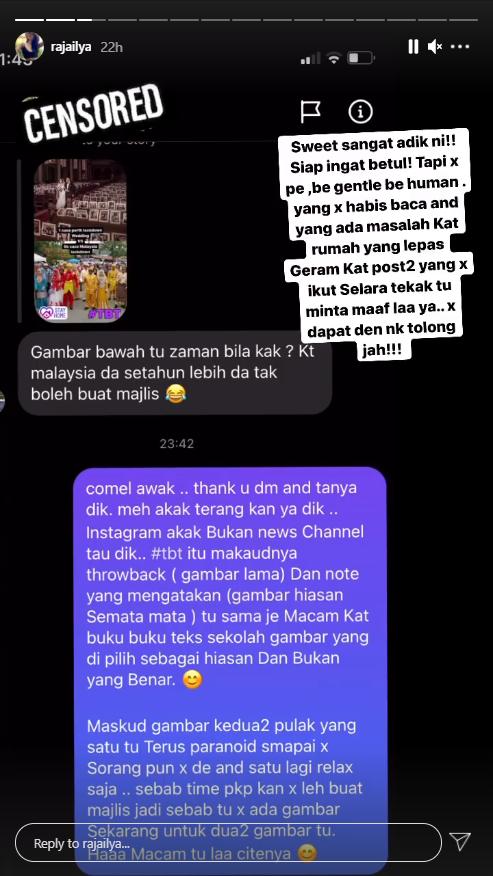 Instagram Raja Ilya