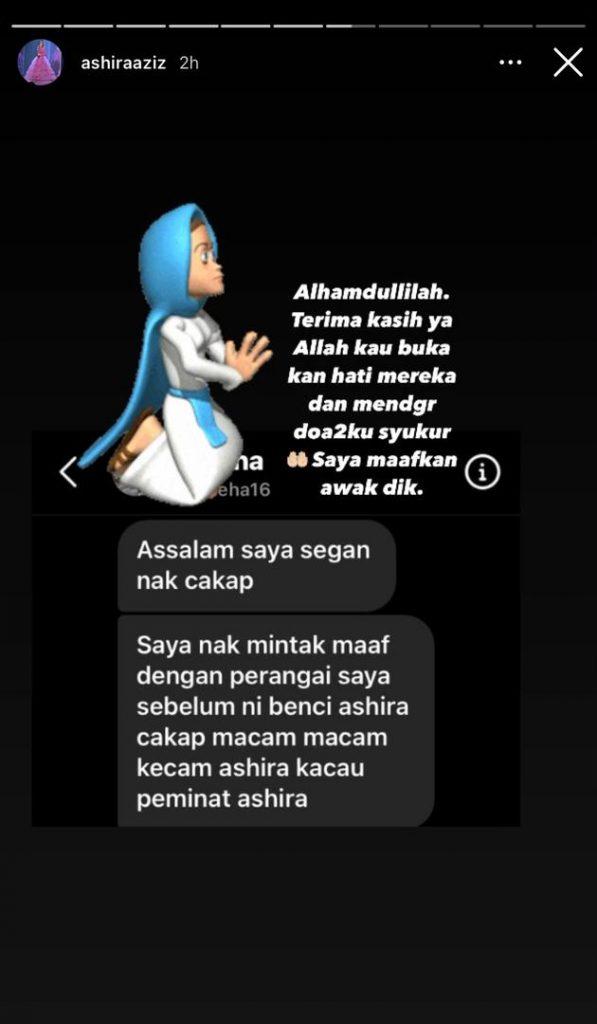 Instagram Ashira