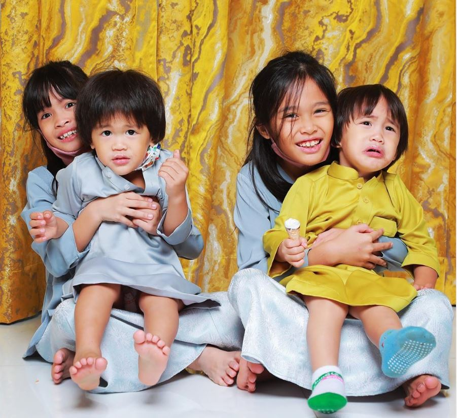 Anak-anak Muszphar Shukor