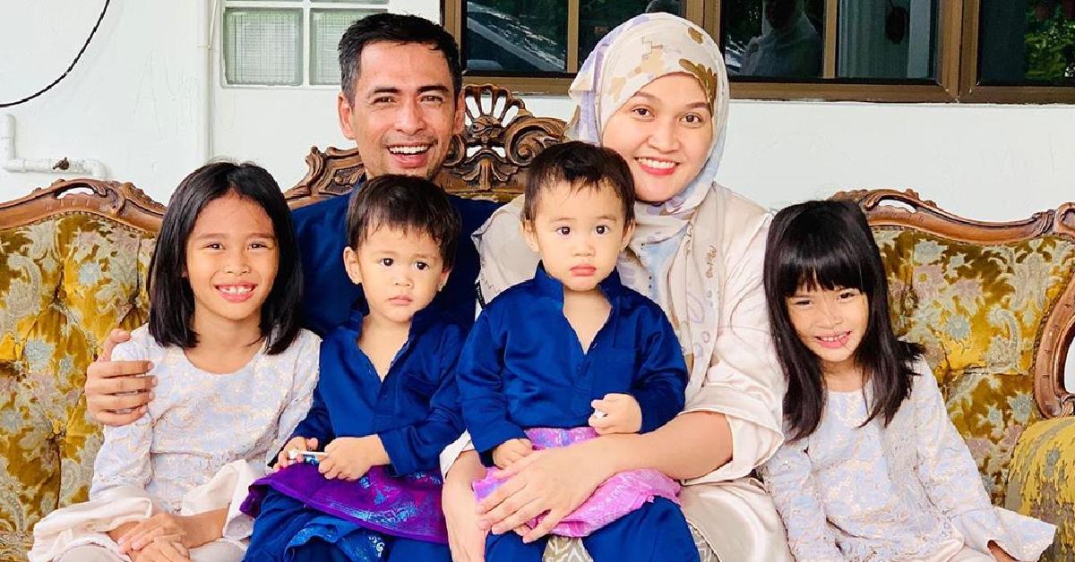 Keluarga Sheikh Muszaphar